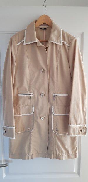 Bogner Mantel beige