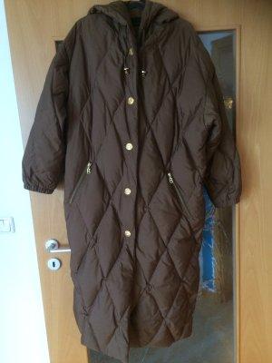 Bogner Manteau en duvet brun
