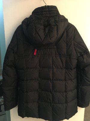 Bogner Fire + Ice Manteau à capuche bleu foncé