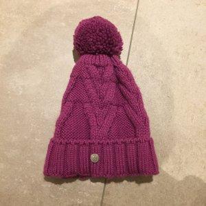 Bogner Fire + Ice Chapeau en tricot multicolore laine