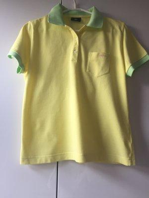 Bogner Polo Gelb Grün