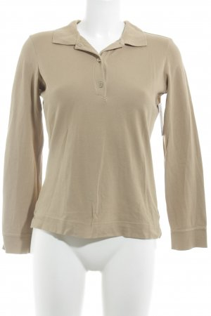 Bogner Polo Shirt beige casual look