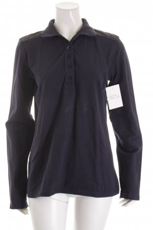 Bogner Polo-Shirt dunkelblau Casual-Look