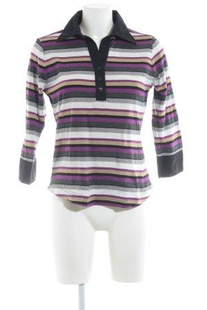 Bogner Camiseta tipo polo estampado a rayas look casual