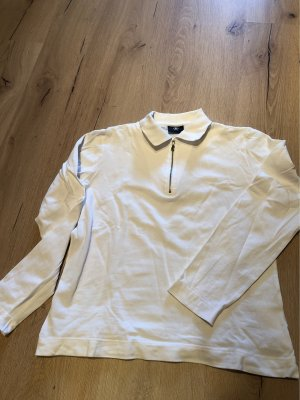 Bogner Long Sweater white