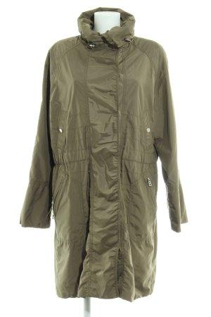 Bogner Regenjas groen-grijs straat-mode uitstraling