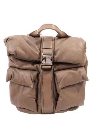 Bogner School Backpack light brown leather