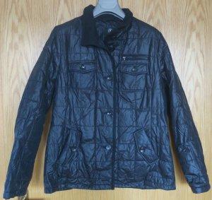 BOGNER schwarze Jacke Gr. 40 Leichte Jacke  Luxus Pur!