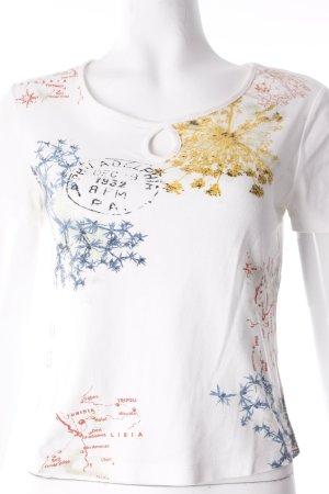 Bogner Shirt florales Muster Casual-Look