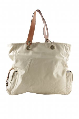 Bogner Shopper wollweiß Casual-Look