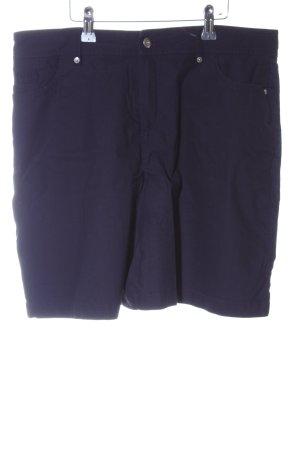 Bogner Shorts blau Casual-Look