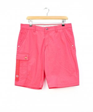 Bogner High-Waist-Shorts bright red