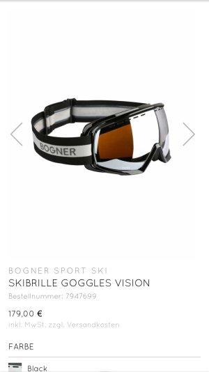 BOGNER Skibrille -Neu- Unisex