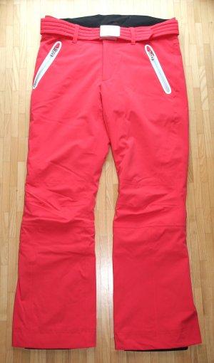 Bogner Pantalone da neve rosso chiaro