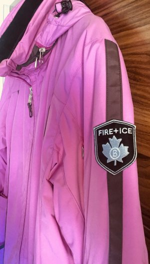 Bogner Fire + Ice Winterjack roze