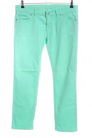 Bogner Skinny Jeans türkis Casual-Look