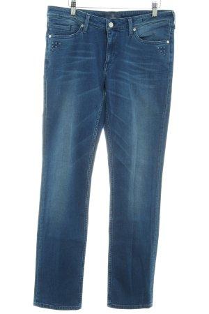 Bogner Skinny Jeans blue jeans look