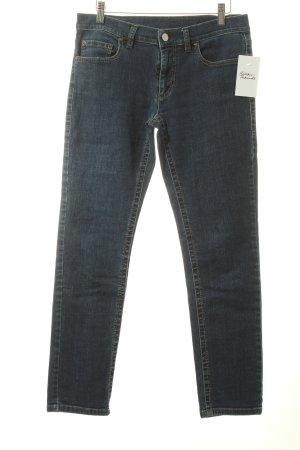 Bogner Slim Jeans dunkelblau Casual-Look