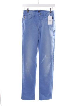 Bogner Slim Jeans kornblumenblau Casual-Look