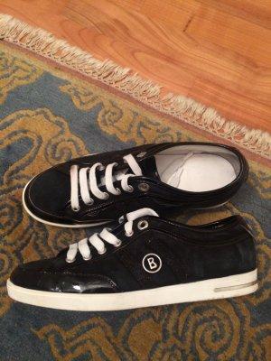 Bogner Lace-Up Sneaker black