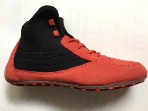 Bogner Sneakers aus Leder halbhoch