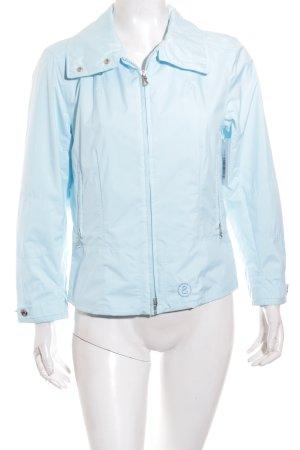 Bogner Veste softshell bleu clair style décontracté