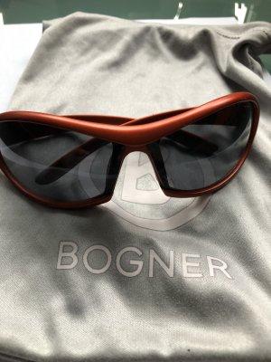Bogner Bril roodbruin-leigrijs kunststof