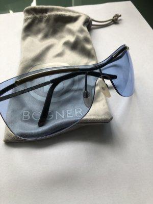 Bogner Bril azuur-zilver kunststof