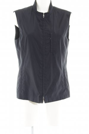 Bogner Chaleco deportivo azul oscuro look casual