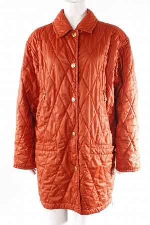 Bogner Steppjacke orange