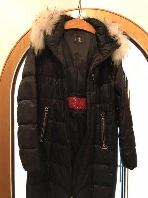 Bogner Gewatteerde jas zwart