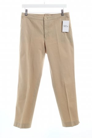 Bogner Stoffhose beige Business-Look