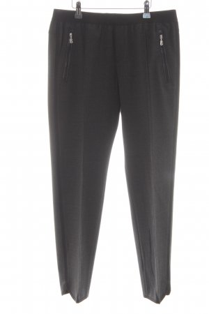 Bogner Stoffhose schwarz Business-Look