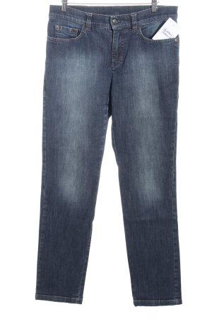 Bogner Straight-Leg Jeans graublau Casual-Look