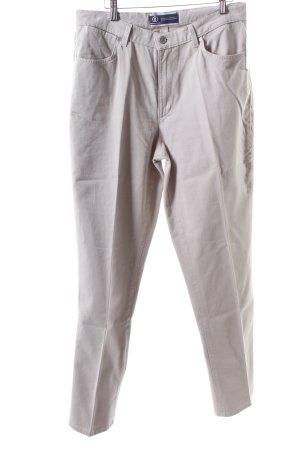 Bogner Straight-Leg Jeans hellbeige Nude-Look
