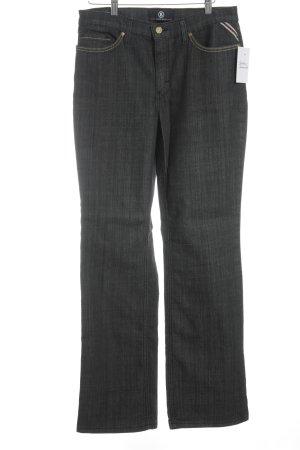 """Bogner Straight-Leg Jeans """"Kelly"""" schwarz"""