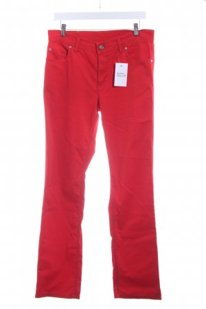Bogner Straight-Leg Jeans rot Casual-Look