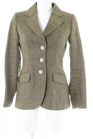 Bogner Strickblazer Streifenmuster Business-Look