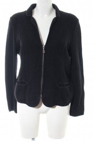 Bogner Cardigan black casual look