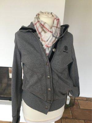 Bogner Fire + Ice Veste chemise noir-gris coton