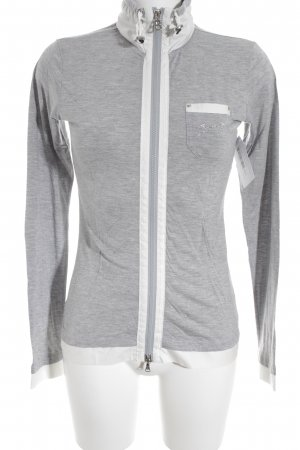 Bogner Sweat Jacket white-light grey casual look