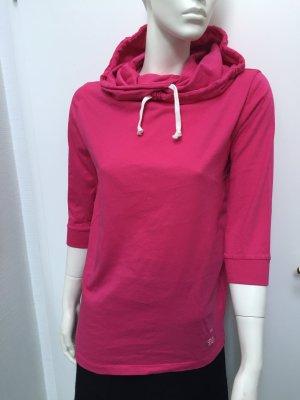 Bogner Fire + Ice Camicia con cappuccio rosa Cotone