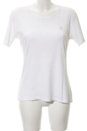 Bogner T-Shirt weiß Casual-Look