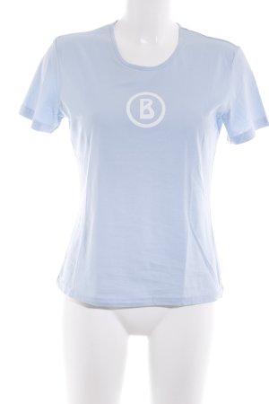 Bogner T-Shirt himmelblau Casual-Look