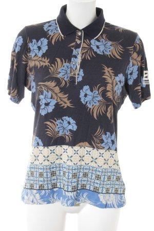 Bogner T-Shirt mehrfarbig Casual-Look