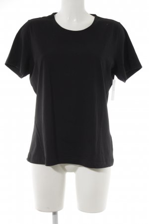 Bogner T-Shirt schwarz Casual-Look