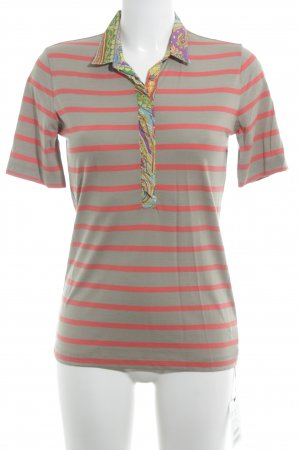 Bogner T-Shirt Streifenmuster Street-Fashion-Look