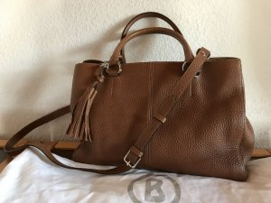 Bogner Carry Bag light brown leather