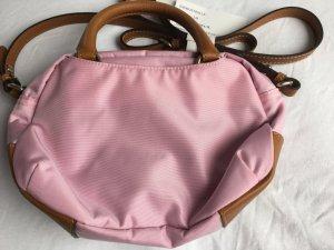 Bogner Tasche Elba Rosa mit Leder