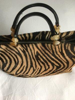 BOGNER Tasche Fell, Druck Zebra.